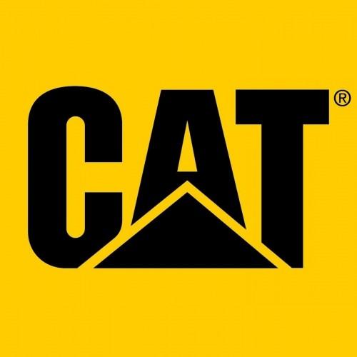 [Pre-sales]CAT 10 SERIES 10-121-21-727 BLACK RUBBER STRAP MEN WATCH