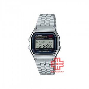 Casio General A159W-N1DF Stainless Steel Unisex Watch