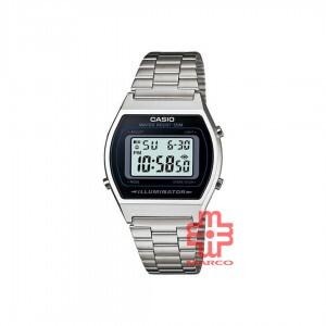 Casio General B640WD-1AV Silver Stainless Steel Men Watch
