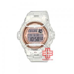 Casio Baby-G BG-169G-7B Semi-Transparent Women Sports Watch