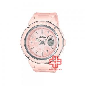 Casio Baby-G BGA-150FL-4A Pink Resin Band Women Sports Watch