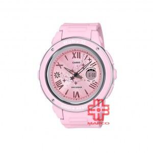 Casio Baby-G BGA-150ST-4A Pink Resin Band Women Sports Watch