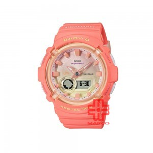 Casio Baby-G BGA-280AQ-4A Pink Resin Band Women Sports Watch