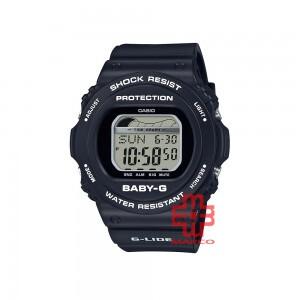 Casio Baby-G BLX-570-1 Black Resin Band Women Watch
