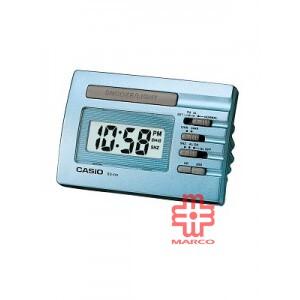 Casio DQ-541D-2 Blue Digital Desk Alarm Snooze Clock