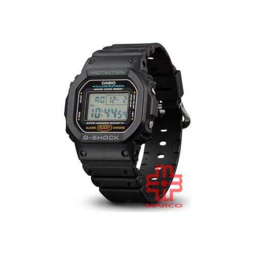 Casio G-Shock DW-5600E-1 Black Men Resin Band Watch