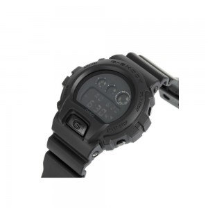 Casio G-Shock DW-6900BB-1 Black Resin Band Men Sports Watch