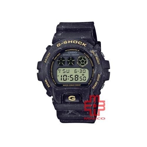 Casio G-Shock DW-6900WS-1 Black Resin Band Men Sports Watch