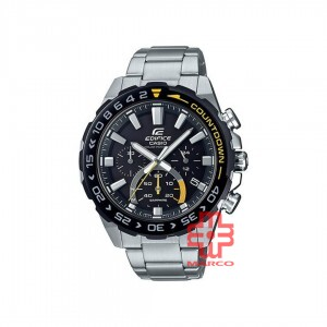 Casio Edifice EFS-S550DB-1A Stainless Steel Band Men Watch