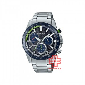 Casio Edifice EFS-S580AT-1A Silver Stainless Steel Band Men Watch