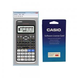 Casio ClassWiz Emulator Subscription FA-CW1SA