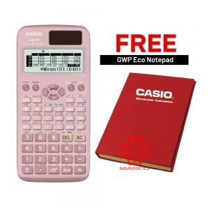 Casio Scientific Calculator FX-991EX-PK Pink