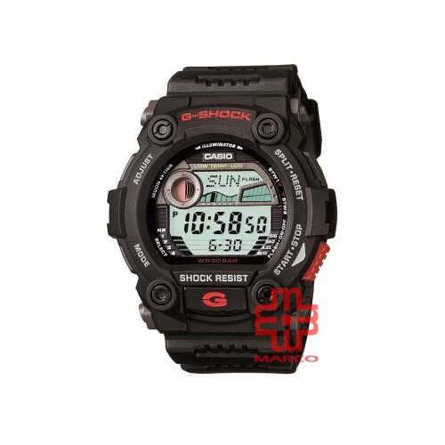 Casio G-Shock G-7900-1 Black Resin Band Men Sports Watch