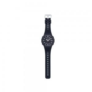Casio G-Shock GA-2100-1A Black Resin Band Men Watch