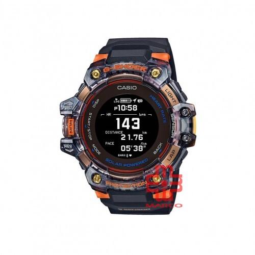 Casio G-Shock GBD-H1000-1A4 Black Resin Band Men Sports Watch