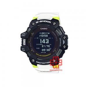 Casio G-Shock GBD-H1000-1A7 White Resin Band Men Sports Watch
