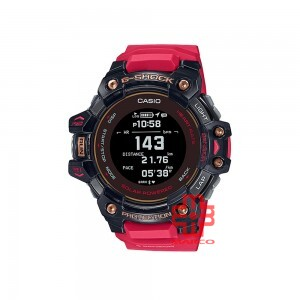 Casio G-Shock GBD-H1000-4A1 Red Resin Band Men Sports Watch