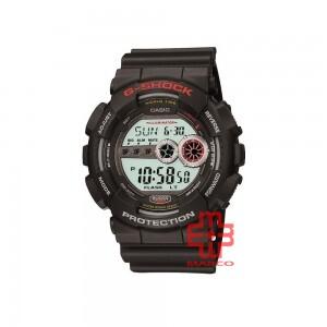 Casio G-shock GD-100-1A Black Resin Band Men Sports Watch