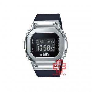 Casio G-Shock  GM-S5600-1 Black Resin Band Women Sports Watch