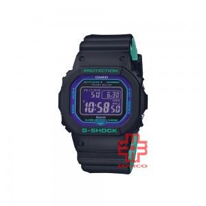 Casio G-Shock GW-B5600BL-1 Black Resin Band Men Sports Watch