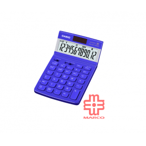CASIO Stylish Calculator JW-210TV-BU (BLUE)