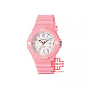 Casio General LRW-200H-4B2 Pink Resin Band Kids Watch