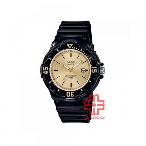 Casio General LRW-200H-9E Black Resin Band Kids Watch