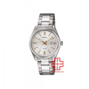Casio General LTP-1302D-7A2 Stainless Steel Band Women Watch