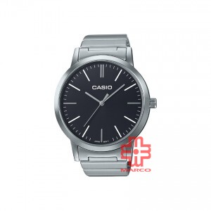Casio General LTP-E118D-1A Stainless Steel Band Women Watch