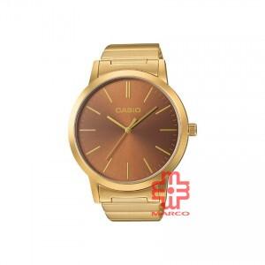 Casio General LTP-E118G-5A Gold Stainless Steel Women Watch