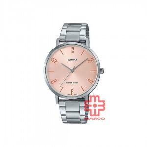 Casio General LTP-VT01D-4B2 Silver Stainless Steel Women Watch