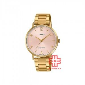 Casio General LTP-VT01G-4B Gold Stainless Steel Women Watch