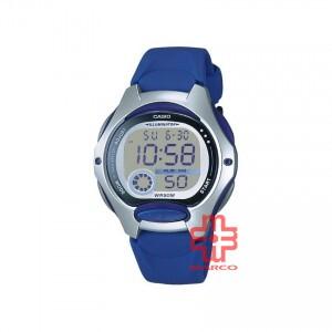 Casio General LW-200-2AV Blue Resin Band Unisex Sports Watch