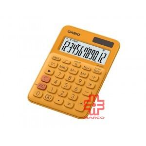 Casio Colorful Calculator MS-20UC-RG Orange