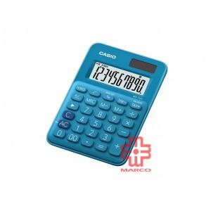 Casio Colorful Calculator MS-7UC-BU
