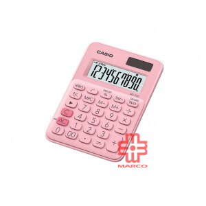 Casio Colorful Calculator MS-7UC-PK