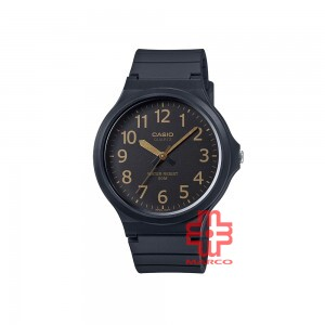 Casio General MW-240-1B2 Black Resin Band Men Youth Watch