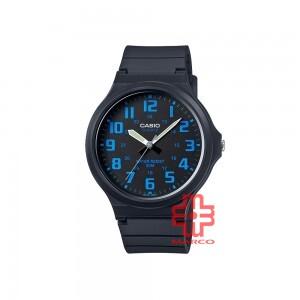 Casio General MW-240-2B Black Resin Band Men Youth Watch