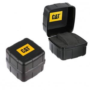 CAT CROSSFIRE DIGITAL OB-147-27-241 YELLOW PU STRAP MEN WATCH