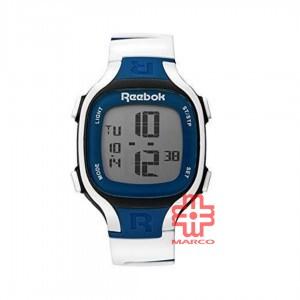 REEBOK CLASSIC RC-BL1-U9-PBIW-SB BLUE SILICON STRAP MEN WATCH