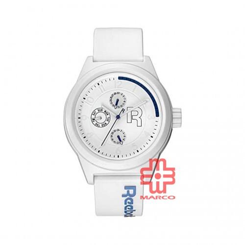 REEBOK CLASSIC RC-CSH-G5-PWPW-WL WHITE PU STRAP WOMEN WATCH