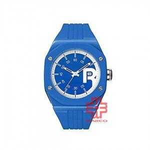REEBOK CLASSIC RC-SWA-G3-PLIL-LW BLUE SILICONE STRAP MEN WATCH