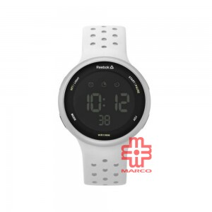 Reebok Elements RD-ELE-G9-PSIS-BY White Silicone Band Unisex Watch