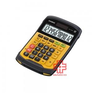 Calculator Yellow+Black Casio Water Proof WM-320MT