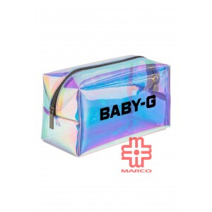 (GWP) Baby-G Holographic Pouch (Not For Sale)