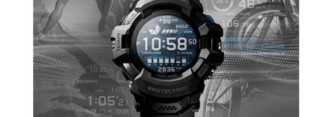 Casio to Release First G-SHOCK Smartwatch with Wear OS by Google